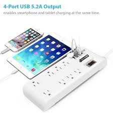 Ge 7 Day 8 Outlet by Power Strip With Usb Diy Usb Power Strip 16 A 4000w Europe Travel