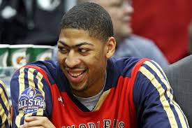 anthony davis replaces kobe bryant in 2014 nba all star game