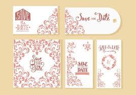 free invitation cards free wedding invitation cards vector free vector