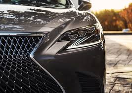 2018 lexus ls has a 2018 lexus ls 500 unleashed with 415 hp twin turbo v6 autoevolution