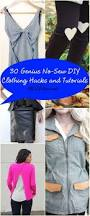 Diy Fashion Projects 54 Best Upcycling Images On Pinterest Diy Clothing No Sew And
