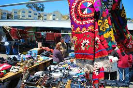 The best flea markets in San Francisco