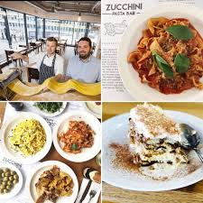 zucchini pasta bar home newcastle upon tyne menu prices