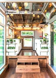 Contemporary Home Interior Tiny House Interior Design