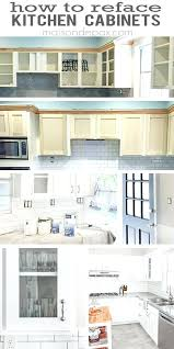 diy refacing kitchen cabinets ideas diy refacing kitchen cabinets ideas the best refacing kitchen