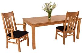 Mission Style Dining Room Set by Stowe Mission Table