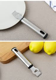 environmental protection durable stainless steel lemon planer