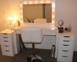 Ikea Bedroom Vanity Ideas Vanity Desk With Mirror Ikea 136 Cool Ideas For Ikea Makeup Lamp