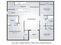 3 bedroom 2 bathroom cool inspiration 3 bedroom 3 bathroom apartments bedroom ideas