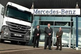 mercedes truck dealers uk industry analysis archives commercial vehicle dealer