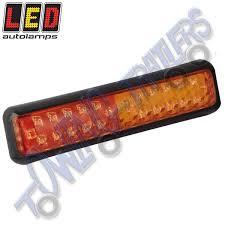 led trailer tail lights led autols 200bstime multivolt stop tail indicator slimline led