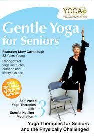 Armchair Yoga For Seniors Gentle Yoga For Seniors Dvd U2013 Yogajp