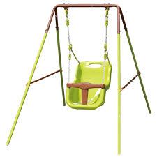 baby swing swing set swing slide climb baby swing seat bunnings warehouse