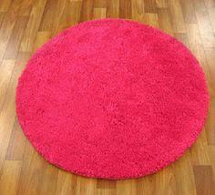 round pink rug rugs decoration