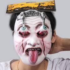 horror masks halloween online shop retail halloween props festival props classic