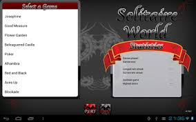 solitaire world free android apps on google play