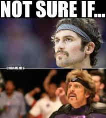 Kevin Love Meme - nba memes kevin love or ben stiller in dodgeball cavs facebook