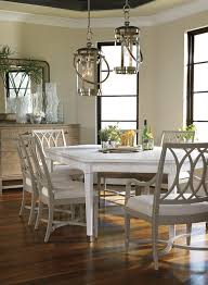 Light Dining Chairs Lantern Pendant Light Dining Room Traditional With Beige Dining