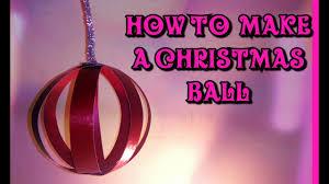 diy craft how to make a christmas ball with old cards christmas