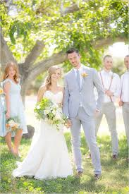 Light Gray Bridesmaid Dress 10 Summer Groom Attire Ideas For A Summer Wedding Mywedding