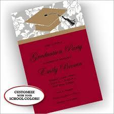 graduation cap invitations graduation cap invitations