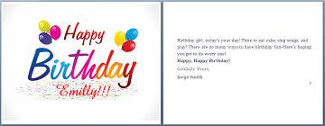 word birthday card template 100 images birthday invitation