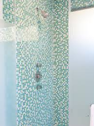 blue bathroom tile ideas 9 bold bathroom tile designs hgtv s decorating design hgtv