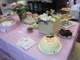 contemporary tea party bridal shower invitations bridal party