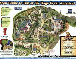 X Flight At Six Flags Flight Six Flags Illinois