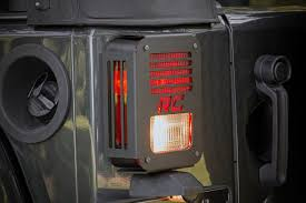 jeep light covers light covers w slotted design for 2007 2017 jeep wrangler jk