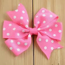 ribbon boutique 20pcs lot 3 inch polka dot grosgrain ribbon boutique girl hair