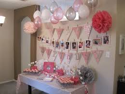 Birthday Home Decoration Kids Birthday Party Decoration Ideas At Home Best Art Birthday