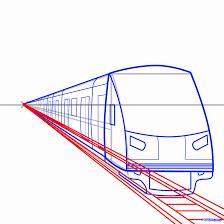 how to draw a subway subway step by step trains