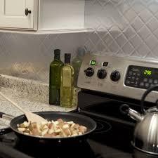 fasade kitchen backsplash fasade quilted brushed aluminum 18 inch x 24 inch backsplash panel