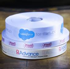 custom ribbon with logo thirtysevenwest creative ideas about personalized custom ribbons