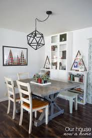 dining room christmas decor christmas decorations for a dining room our house now a home