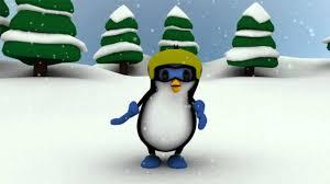 cute u0026 crazy penguin dance animation youtube