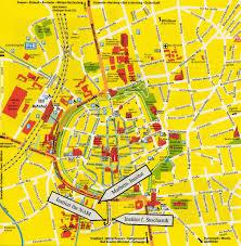 Germany City Map by Gottingen City Map Gottingen Germany U2022 Mappery