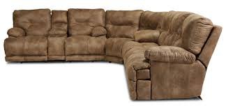 3 Piece Reclining Sectional Sofa by Elgin 3 Piece Reclining Sectional Brandy Levin Furniture
