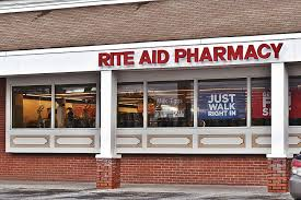 license signals rite aid part of merger the manchester journal