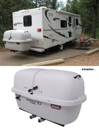 add extra cargo space on your rv with this large weatherproof