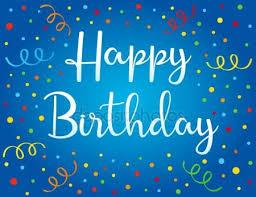 imagenes de cumpleaños sin letras signo de letras de feliz cumpleaños archivo imágenes vectoriales