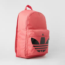adidas classic trefoil backpack light pink bp classic trefoil backpack