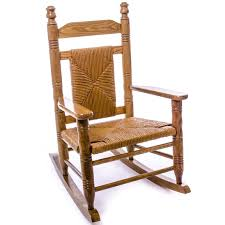Antique Victorian Rocking Chair Woven Child Seat Rocking Chair Hardwood Home Furniture