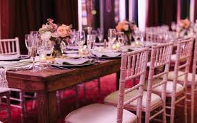 table and chair rentals chicago tuscany farm table walnut egpres