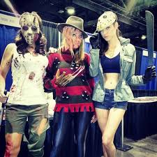 Halloween Costumes Jason Voorhees Destinynickelsen Leeannavamp Terror