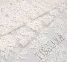 bridal lace fabrics stretch chantilly corded and guipure lace