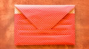 japanese wrapping video tutorial japanese pleats envelope gift wrapping u2013 shiho u0027s