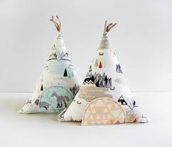tooth fairy teepee toy pillow kids pillow boys girls tooth fairy