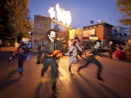 world u0027s spookiest halloween festivals haunted travel travel